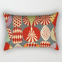 christmas tree MINIMALIST Rectangular Pillow