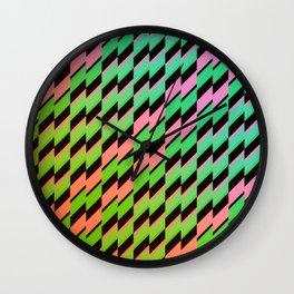 cntmprryptrn04 Wall Clock