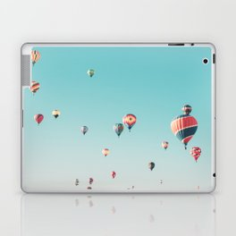 Hot Air Balloon Ride Laptop & iPad Skin