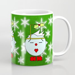 Funny Kissing Head Coffee Mug