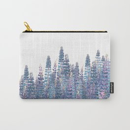 Lupine Love Carry-All Pouch