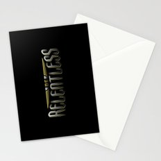 Be Relentless Stationery Cards