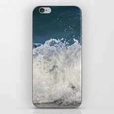 Sapphire and Crystals Saltwash iPhone & iPod Skin