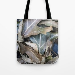 It Happens In Autumn Tote Bag