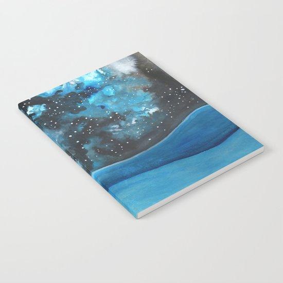 Beautiful Galaxy Notebook