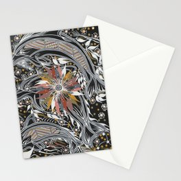 Calling of the dolphins Stationery Cards
