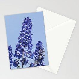 blue blue blue IV Stationery Cards