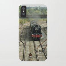 Royal Scot at Tiverton Junction iPhone X Slim Case