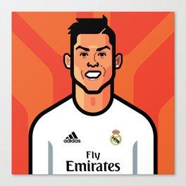 Ronaldo Canvas Print