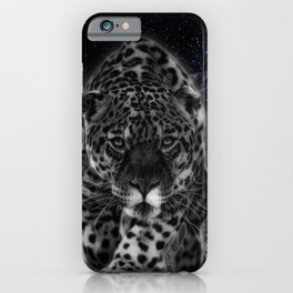 SPIRIT OF THE JAGUAR iPhone Case