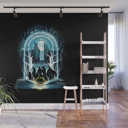 Magic Ring Wall Mural