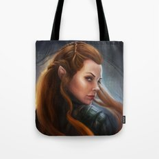 Tauriel Tote Bag