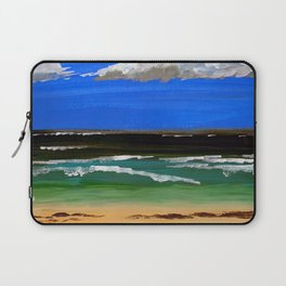 Pacific ocean Laptop Sleeve