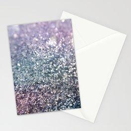 Glitter Sparkles Stationery Cards