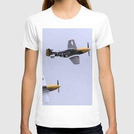 Mustang P51 Flight T-shirt