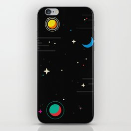 Deep Space iPhone Skin