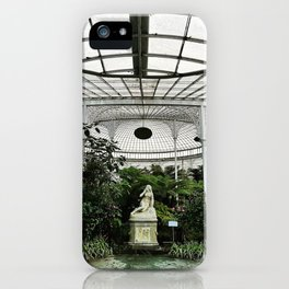 Eve in the Garden iPhone Case