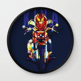 Kamen Rider Kiva Wall Clock