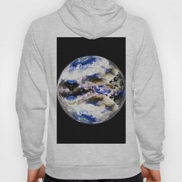 Globe19/For a round heart Hoody