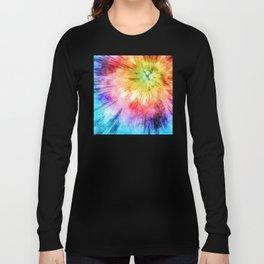 Tie Dye Watercolor Long Sleeve T-shirt