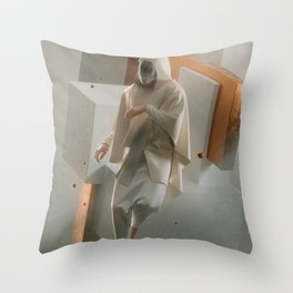 Omniscient Throw Pillow