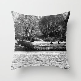 Urban Decay 4 Throw Pillow