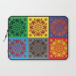 PATTERN ART10-1 Laptop Sleeve