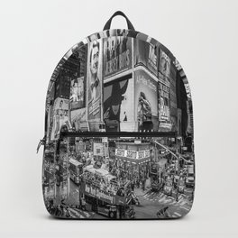 Times Square II Special Edition III BW Backpack
