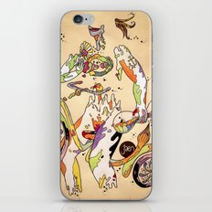 That Bike Ain't Gonna Ride Itself iPhone & iPod Skin