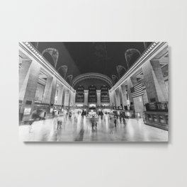 Grand Central Station in New York City Metal Print