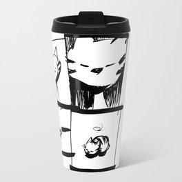 minima - IA - catnap Travel Mug