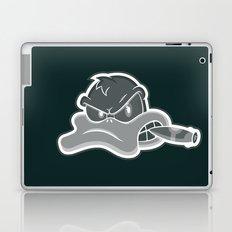 Smoking Duck Transparent Laptop & iPad Skin