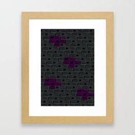 Dalla Dalla - ITZY Debut Framed Art Print