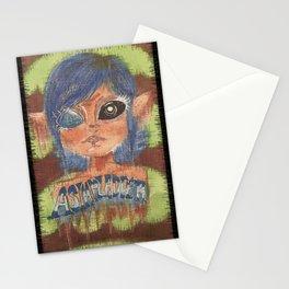 Blueberry Elf Stationery Cards