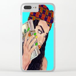 Talking To Benji Clear iPhone Case