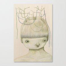 Left Hanging Canvas Print