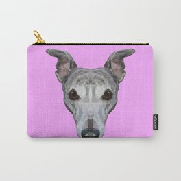 Whippet // Lilac Carry-All Pouch