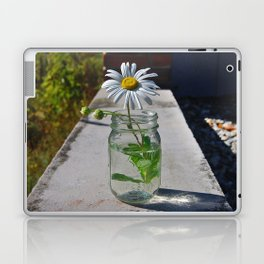 Mason Jar 4 Laptop & iPad Skin