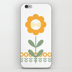 Sunny side of life iPhone & iPod Skin