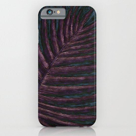 Violet Palm iPhone & iPod Case