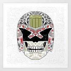 Day of the Dredd - Variant Art Print