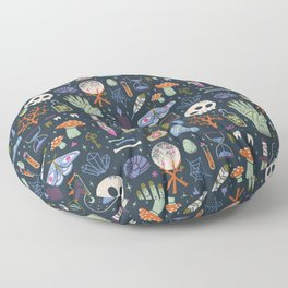 Curiosities Floor Pillow