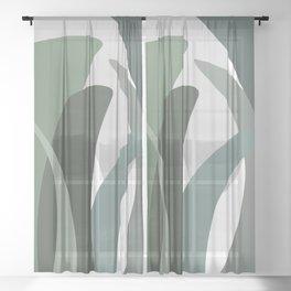 Turf Sheer Curtain