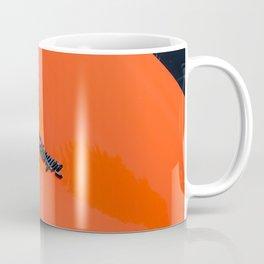 American muscle - orange Coffee Mug