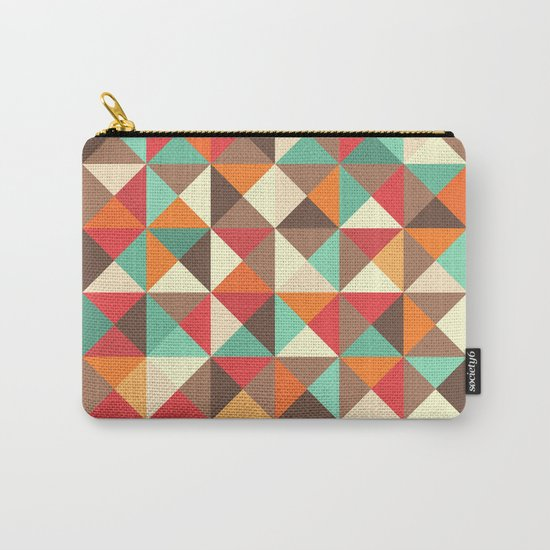 Triangle landscape Carry-All Pouch