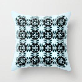 Rumpelstiltskin Pattern - Design No. 2 Throw Pillow