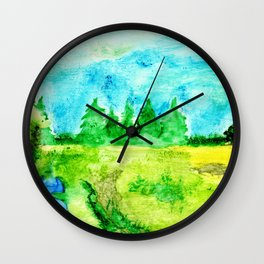 Escape Wall Clock