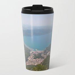 The Gulf of Gökova and Akyaka Town Travel Mug