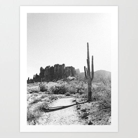 Arizona Desert by iiixvi