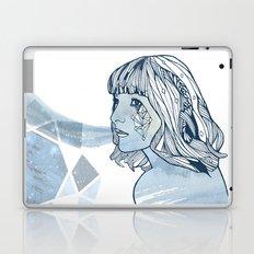 Lavender Diamond Laptop & iPad Skin